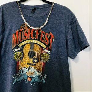 Tops - Steamboat Musicfest T-Shirt